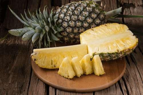 Ananas per la circolazione sanguigna