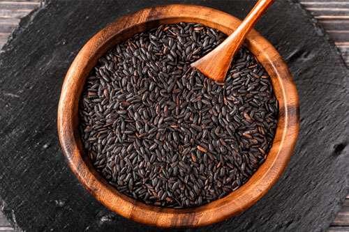 Estratti di riso nero
