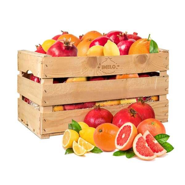 cassetta frutti misti